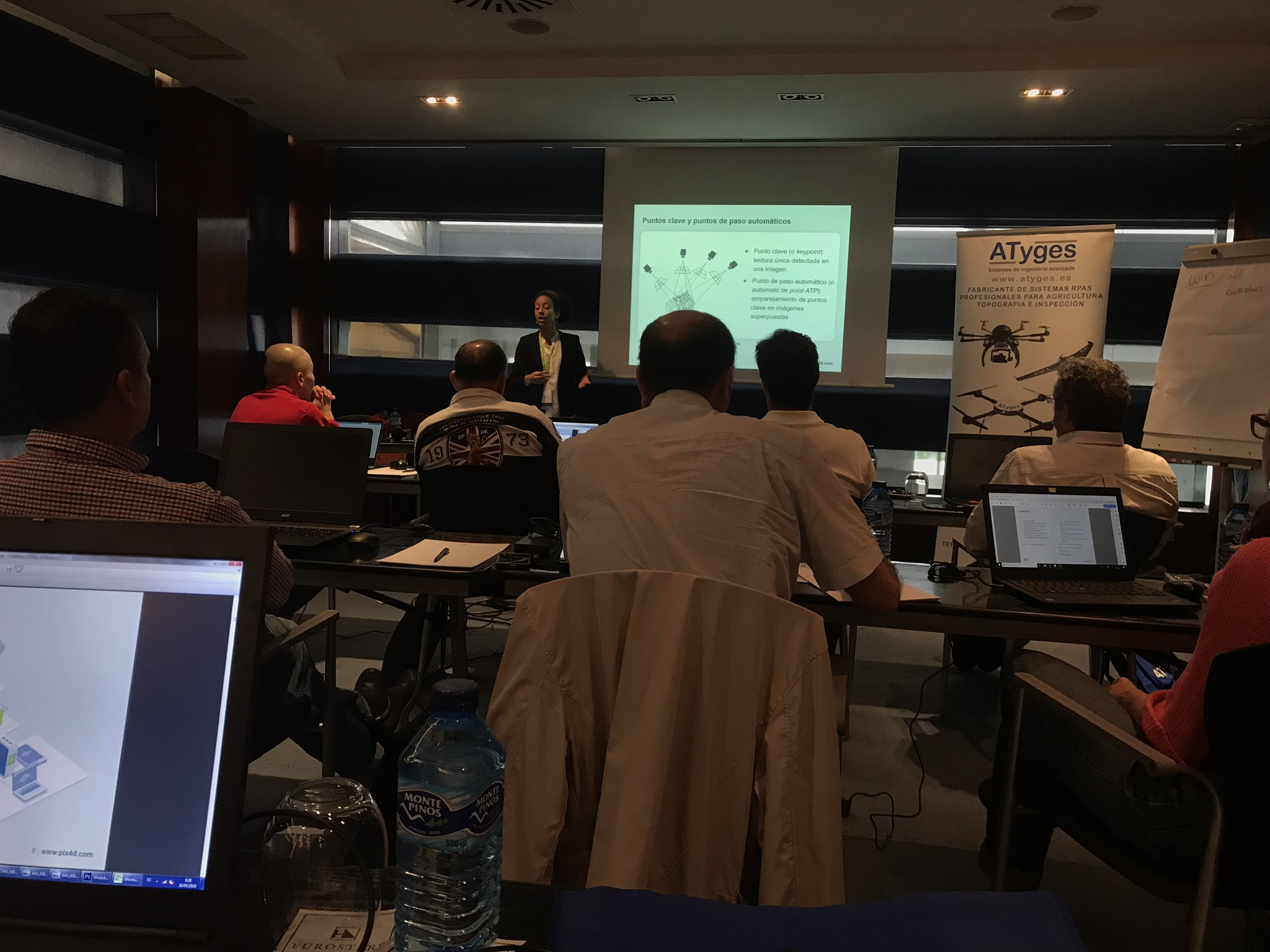 Workshop Madrid PIX4D 2019 - ATyges