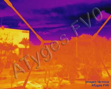 Imagen termográfica ATyges FV0